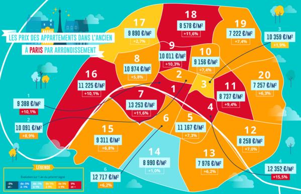 Les 10 Villes Francaises Ou Les Prix Ont Explose En 2018